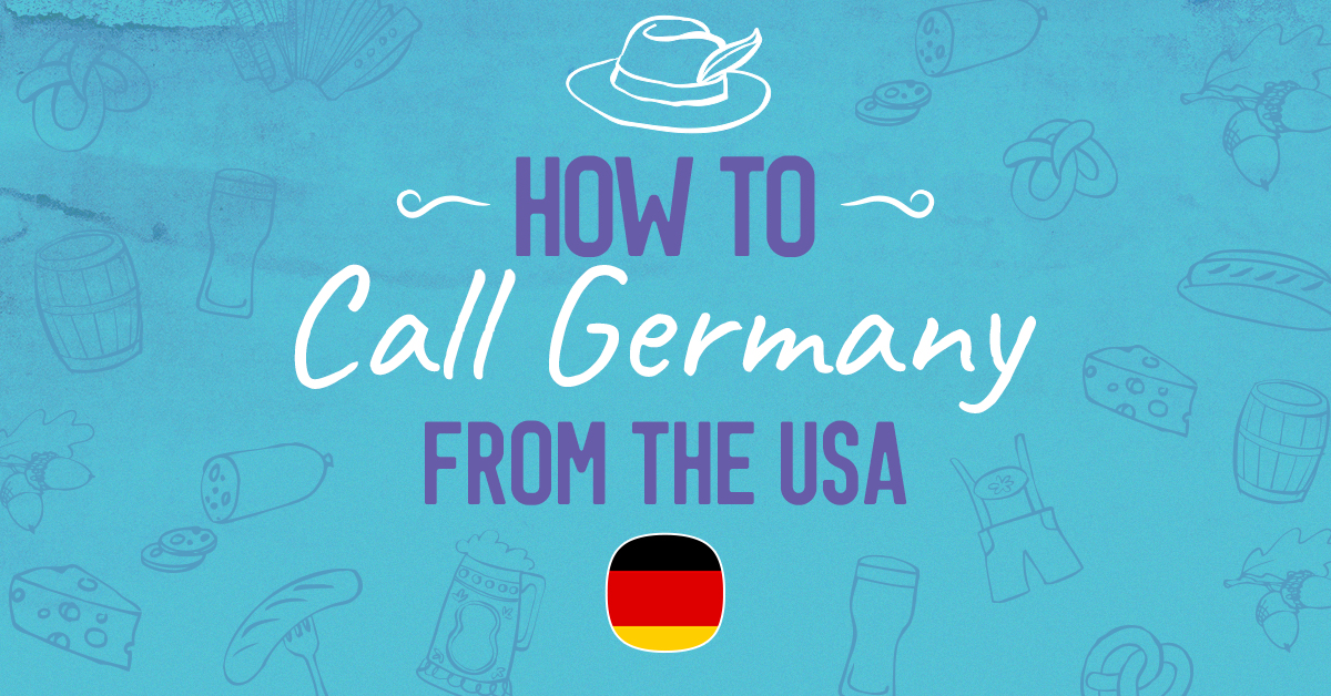 How to Call Germany from the USA | Viber
